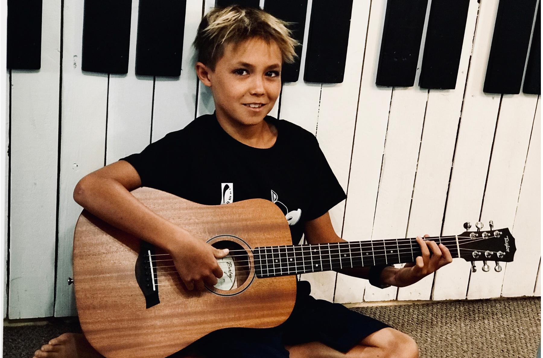 Guitar Lessons La Ti Da Productions Inc